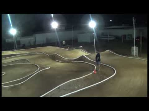 CVR 2 0 Nitro Nights ROUND 1 Pro Buggy A main - hmong video
