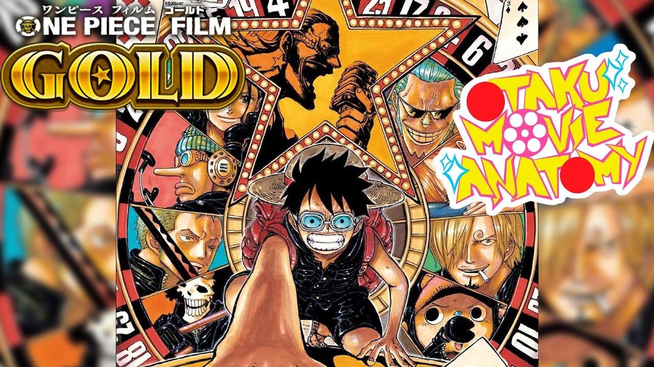 One Piece Film Gold Review Otaku Movie Anatomy