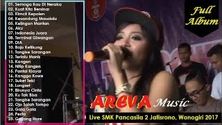 Gambar cover AREVA Music - Live SMK Pancasila 2 Jatisrono Wonogiri 2017 Terbaru FULL ALBUM