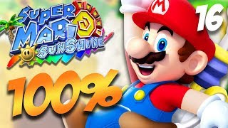 On continue le 100% #16 Let's Play Super Mario Sunshine