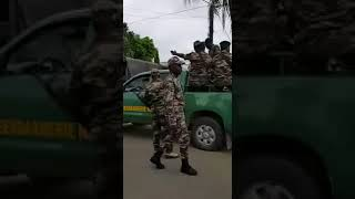 Military insurgency terrorism inflicted fears over meaningful government