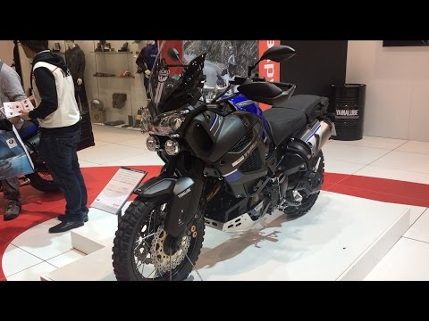 Yamaha XT1200Z Worldcrosser 2017 In detail review walkaround Interior Exterior