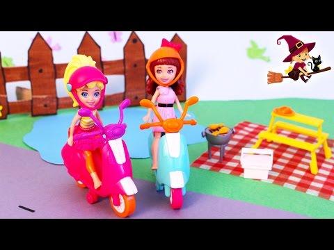 Kerstie De PocketY Van Polly Youtube Juguetes Picnic 1clFJTK3