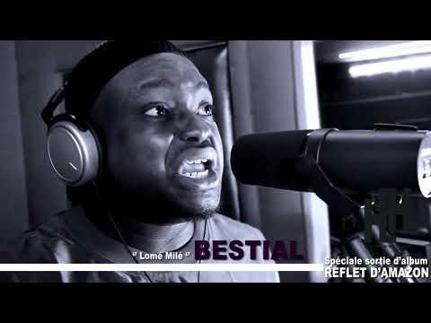 HH sortie d'album de BESTIAL Lomé Milé