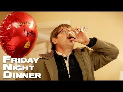 Wilson's Birthday   Friday Night Dinner