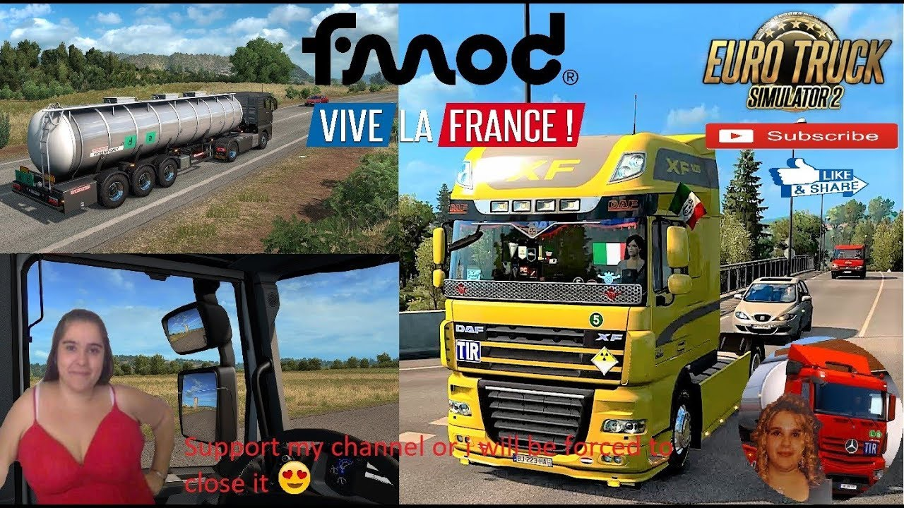Euro Truck Simulator 2 Scs Software News Update 1 37 Open Beta Is Here Youtube