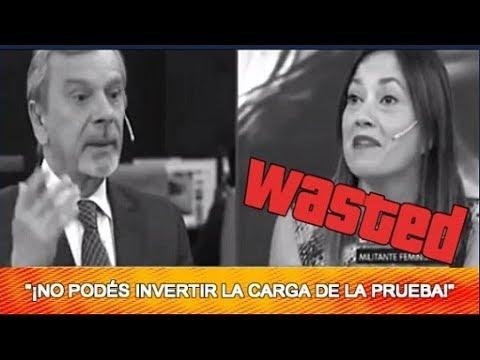 👌Periodista de C5N Aniquila a Militonta FEMINISTA || Fernandez Llorente || Denuncia a Juan Darthés