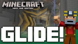 My First Game of GLIDE! New Minecraft Mini-Game!