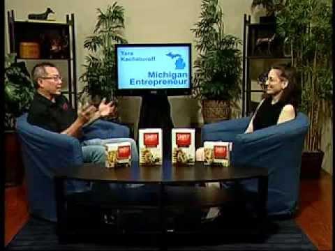 Michigan Entrepreneur TV Interview