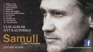 Samuli Edelmann - Tähtipölyä (uusi albumi nyt kaupoissa)