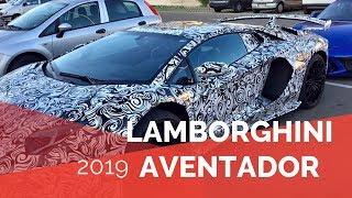 2019 Lamborghini Aventador SV Jota review jon olsson ferrari crashes road test