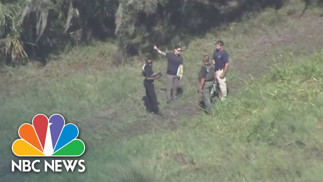 Download Partial Human Remains Found Near Florida Search Site for Brian Laundrie, DNA Testing To Follow