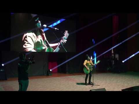 Jay Jay Live - Belaian Jiwa - KRU Academy AKKA 2017 - Kamera.my