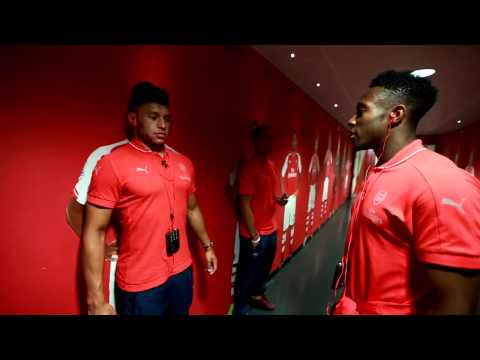 Emirates -  Stadium Tour 2015/16