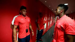 Emirates –  Stadium Tour 2015/16