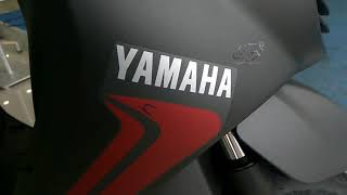 Yamaha Fascino REVIEW || MATT RED || BS4 2017||New Launched || Price||SEPTEMBER 2017