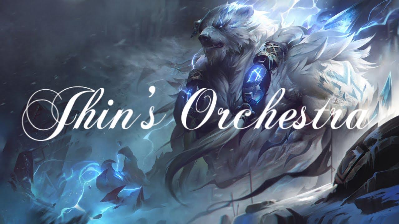 Volibear, the Relentless Storm - Login Screen theme Extended