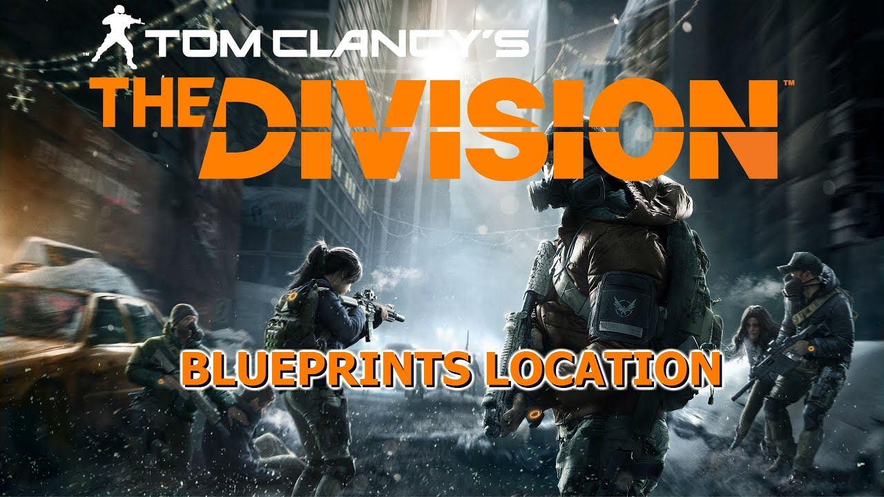 The division how where to get blueprints youtube the division how where to get blueprints malvernweather Image collections