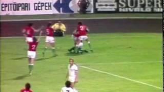 Magyarország - Görögország 3-0 (1977)