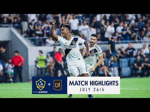 HIGHLIGHTS: LAFC vs. LA Galaxy | July 26, 2018