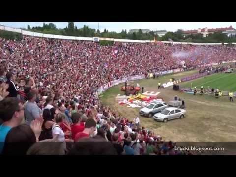 Stadion za Lužánkami, Brno, 27.6.2015