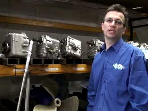 Marine Gearbox & Marine Gearbox Parts Specialists