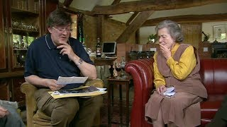 Stephen Fry Tells His Family About His Journey - Who Do You Think You Are?