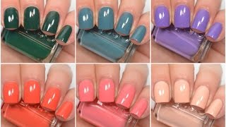 Essie - Spring 2016 | Swatch and Review