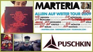 Marteria - Cadillac @Roswell-Allein auf weiter Tour - Club Puschkin Dresden 2017