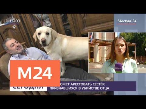 Сестры Хачатурян заявили, что пошли на убийство из-за жестокости отца - Москва 24