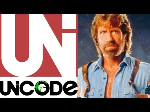 Unicode explained | Convert characters in Chuck Norris jokes - JavaScript example