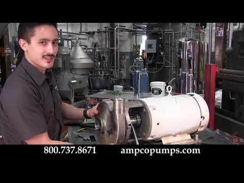 Ampco Pumps AC+ CB+ Conversion