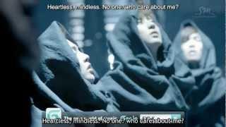 MV EXO K MAMA Korean ver english sub romanization hangul
