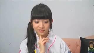 東京女子流「ひとみのひとみぼっち」(2014.11.13)より。 新井ひとみさん...