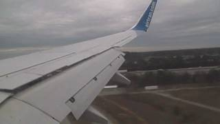 Airtran Airways Boeing 737-700 Landing - Hartsfield-Jackson Atlanta International Airport (ATL)