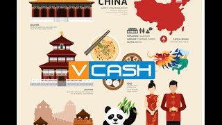 Send Money from China to your VCASH mobile wallet in Nigeria