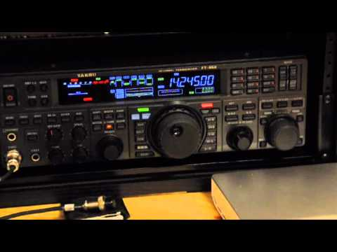 Ham Radio Tutorial - How to call