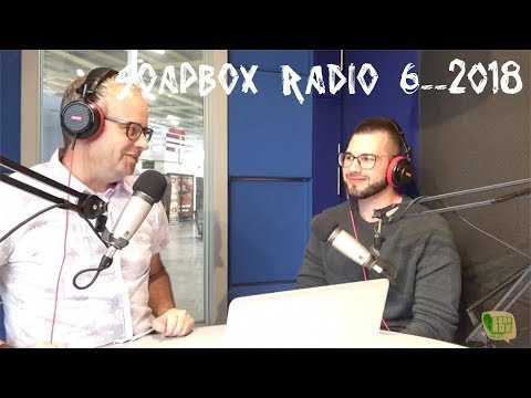 SoapBox Radio 8 March 2018 With Louw Breytenbach