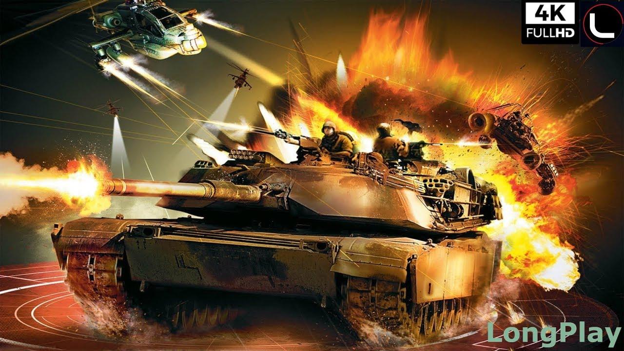 Ps2 Battlefield 2 Modern Combat Longplay 4k 60fps Youtube