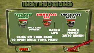 Игры для мальчиков Война на танках