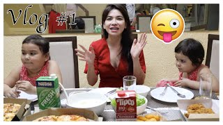 Vlog #1: First ever Vlog with Junakis!!   Sugar Mercado