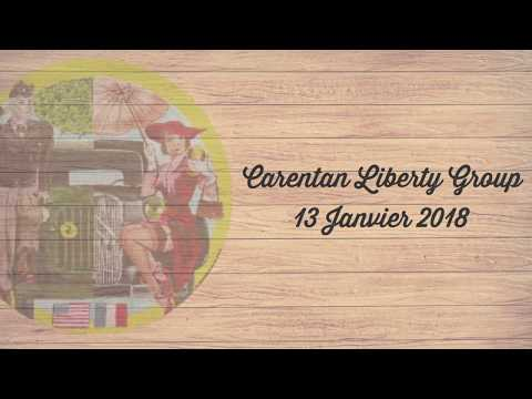 Soirée au pub  - 13 Janvier 2018 - Carentan Liberty Group