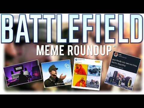 Battlefield Meme Roundup thumbnail