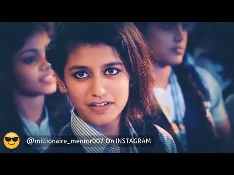 priya prakash varrier  2018 real life love