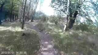 świeradw zdrj single track  rowery   2014   hd   singltrek pod smrkem  1 2