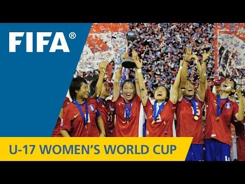 FINAL HIGHLIGHTS: FIFA U-17 Women's World Cup 2010
