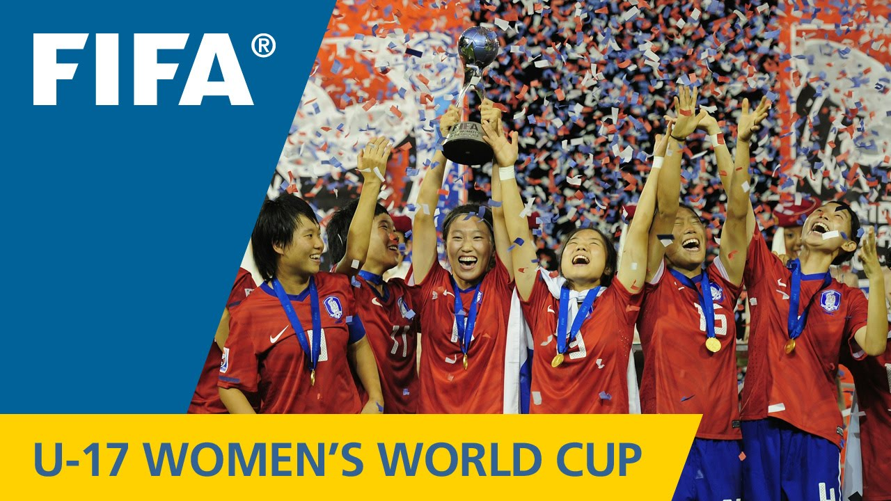 Image result for under 17 women world cup image