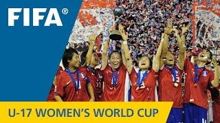 FINAL HIGHLIGHTS: FIFA U-17 Women's World Cup 2010