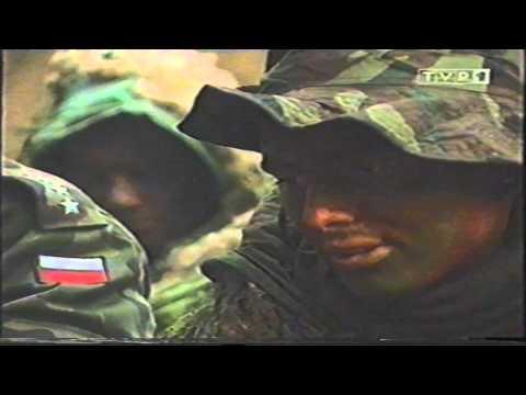 Szkolenie Polskich Komandosów - Materiał TVP1