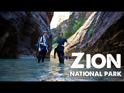 Zion National Park...Utah's Most Visited